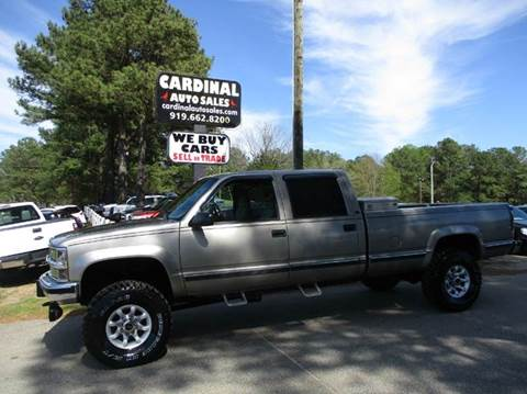 2000 Chevrolet C/K 3500 Series for sale in Raleigh, NC