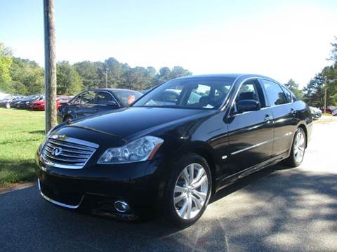 2008 Infiniti M35 for sale in Raleigh, NC