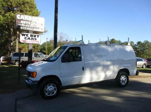Cargo Vans For Sale In Raleigh Nc
