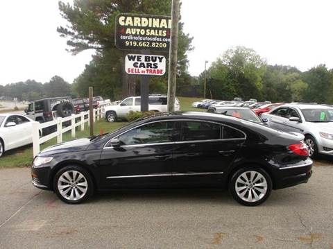 2011 Volkswagen CC for sale in Raleigh, NC