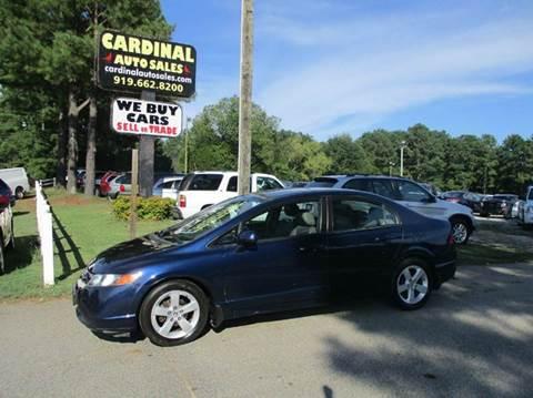 2008 Honda Civic For Sale Raleigh Nc