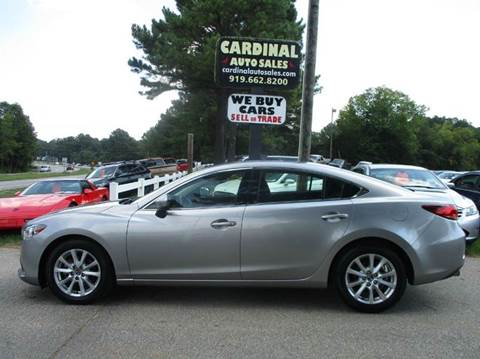 2014 Mazda MAZDA6 for sale in Raleigh, NC
