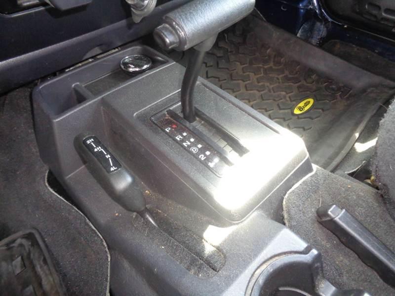 2005 Jeep Wrangler Unlimited 4WD 2dr SUV - Clay NY