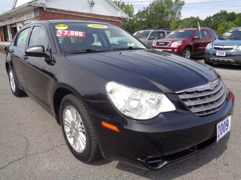 2009 Chrysler Sebring Limited 4dr Sedan - Clay NY