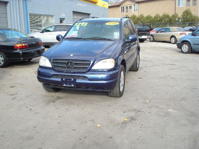 1999 Mercedes-Benz M-Class