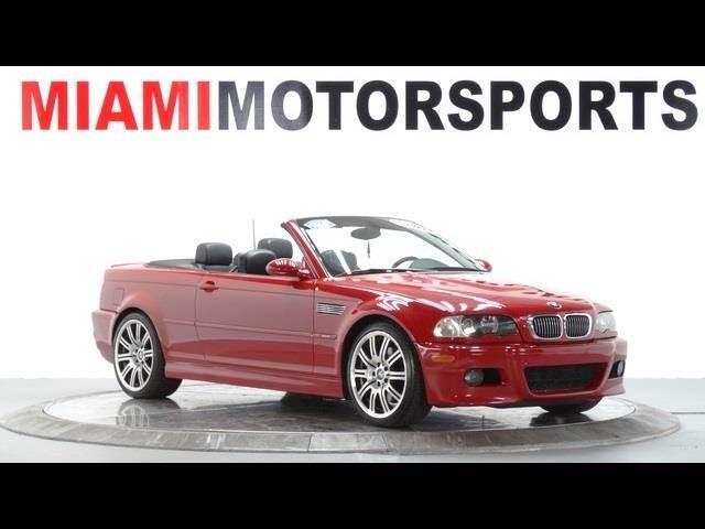 2003 BMW M3 for sale in Miami FL
