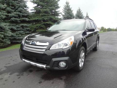 2013 Subaru Outback for sale in Bruce Twp, MI