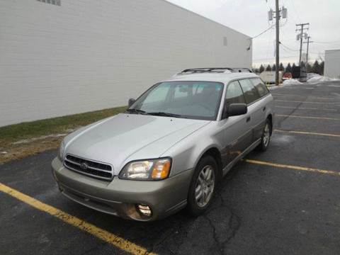 2003 Subaru Outback for sale in Bruce Twp, MI
