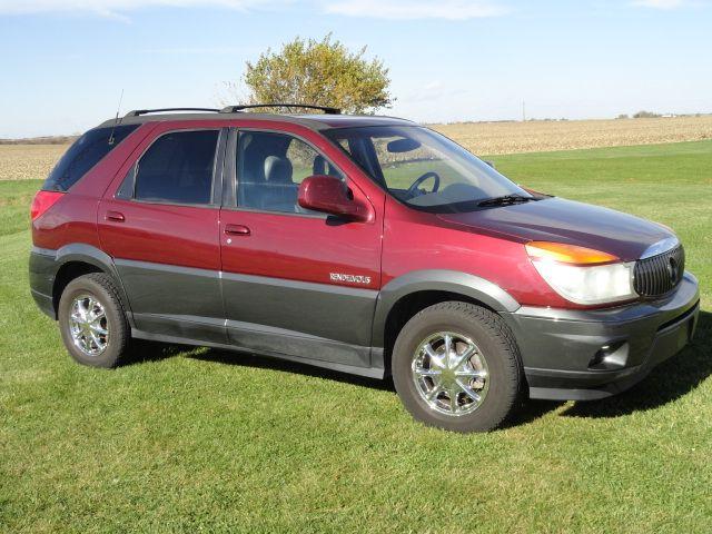 2002 Buick Rendezvous
