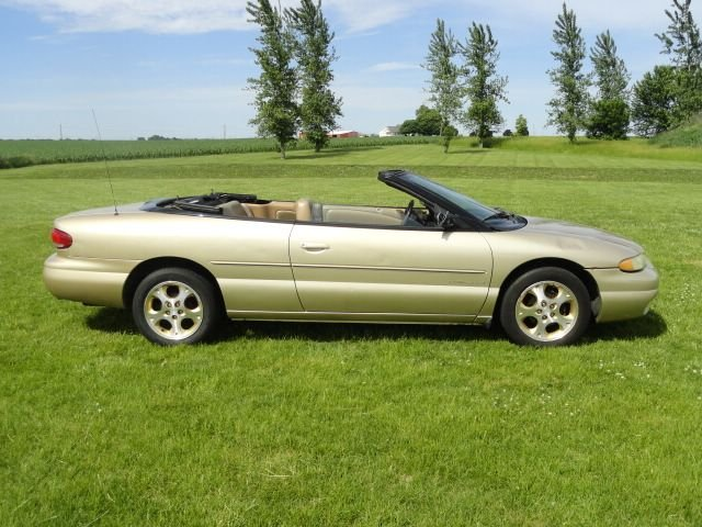 used 1999 chrysler sebring jxi 2dr in tremont il at. Black Bedroom Furniture Sets. Home Design Ideas