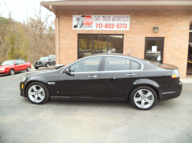 2008 pontiac g8 for sale in hanover pa. Black Bedroom Furniture Sets. Home Design Ideas