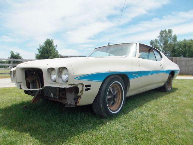 1971 Pontiac LEMANS GT37