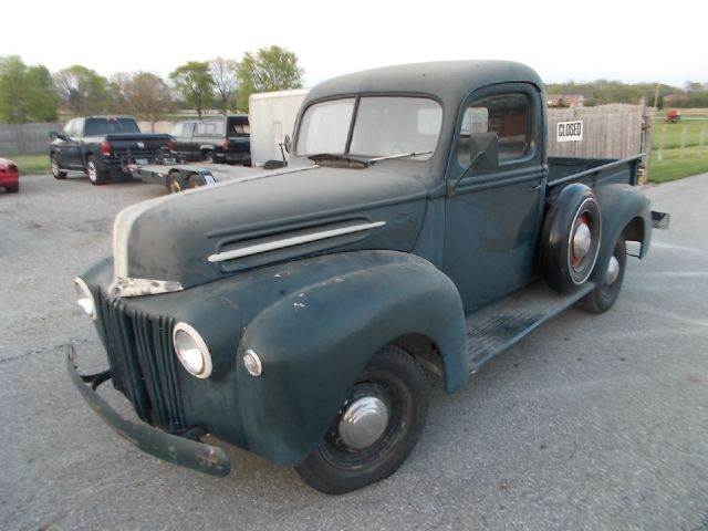 1947 Ford 1/2 TON TRUCK