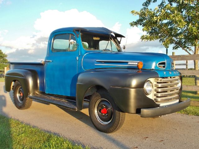 1951 Ford  F1 SHORT BED TRUCK
