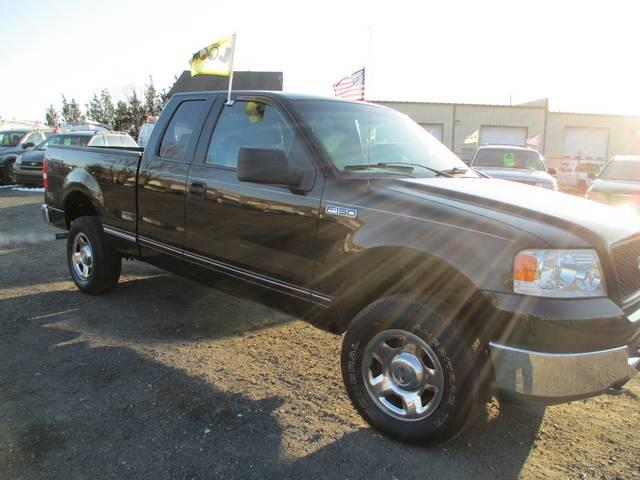 Used 2005 ford f 150 for sale for Goode motor volkswagen mazda twin falls id