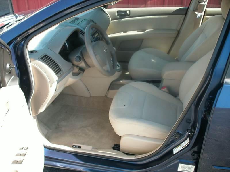 2012 Nissan Sentra 2.0 4dr Sedan CVT - Fontana CA