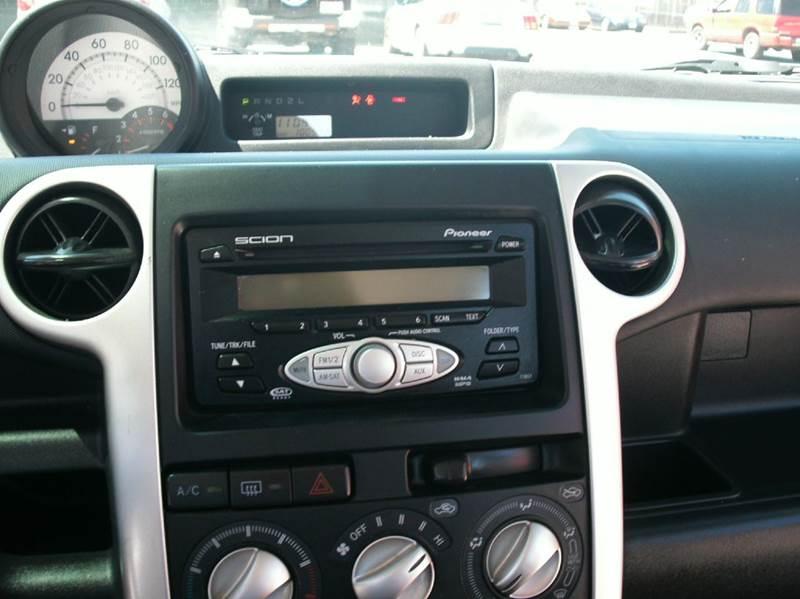 2006 Scion xB Base 4dr Wagon w/Automatic - Fontana CA