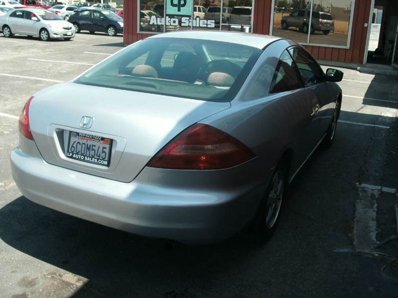 2005 Honda Accord EX 2dr Coupe - Fontana CA