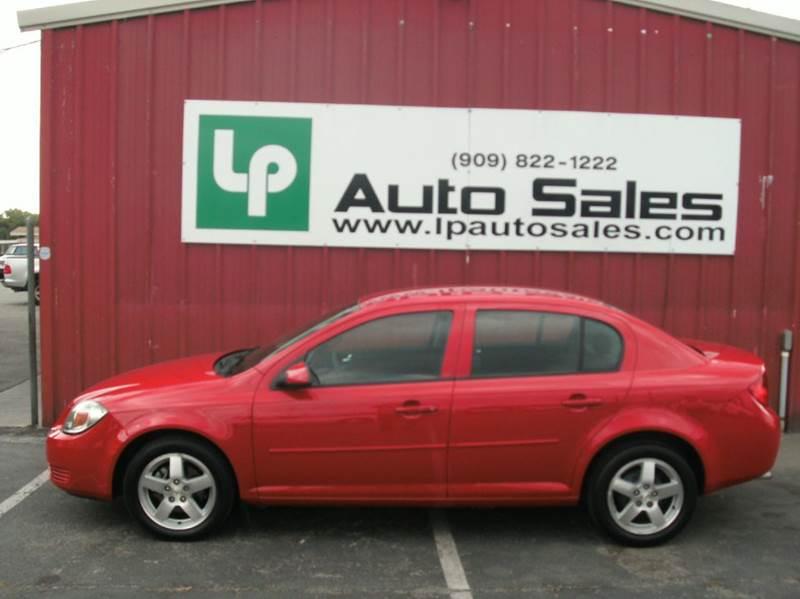 2010 Chevrolet Cobalt LT 4dr Sedan w/2LT - Fontana CA