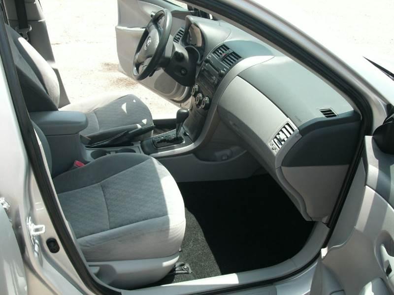 2009 Toyota Corolla LE 4dr Sedan 4A - Fontana CA
