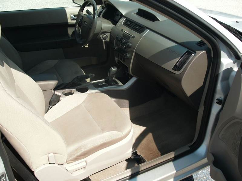 2008 Ford Focus SES 2dr Coupe - Fontana CA
