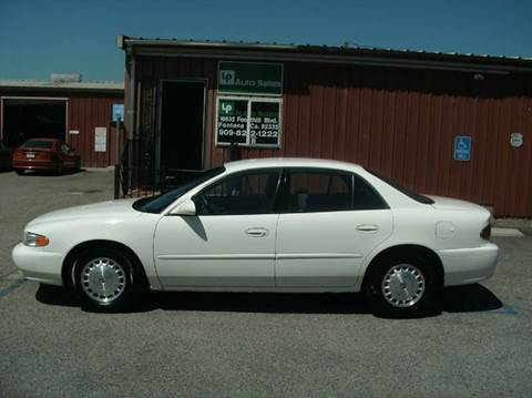 2004 Buick Century for sale in Fontana, CA
