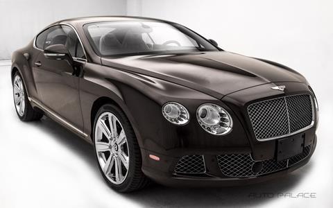 2012 Bentley Continental GT for sale in Warren, MI