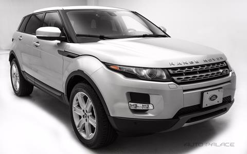 2013 Land Rover Range Rover Evoque for sale in Warren, MI