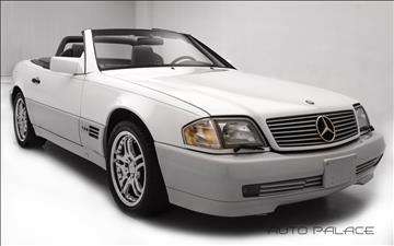 1995 Mercedes-Benz SL-Class for sale in Warren, MI