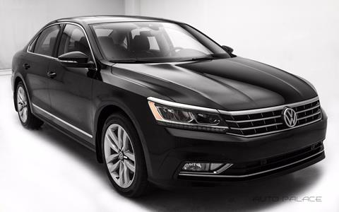2017 Volkswagen Passat for sale in Warren, MI