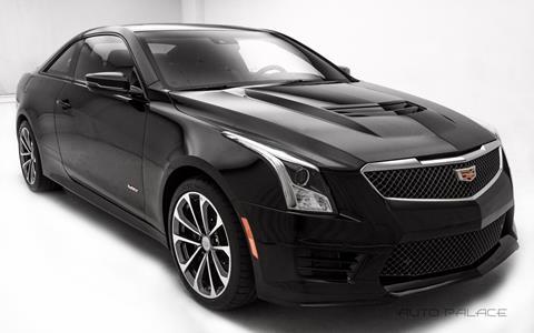 2017 Cadillac ATS-V for sale in Warren, MI