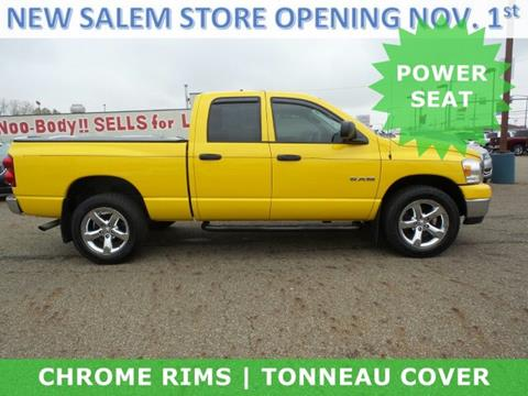 2008 Dodge Ram Pickup 1500 for sale in Alliance, OH