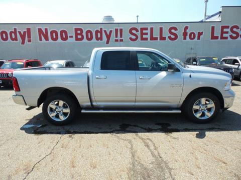 2017 RAM Ram Pickup 1500 for sale in Alliance, OH