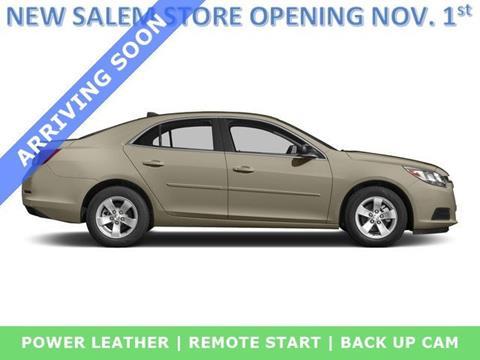 2015 Chevrolet Malibu for sale in Alliance, OH