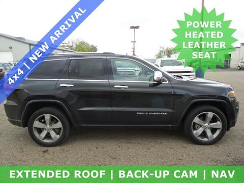 2014 Jeep Grand Cherokee for sale in Alliance, OH