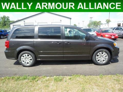 2017 Dodge Grand Caravan for sale in Alliance, OH