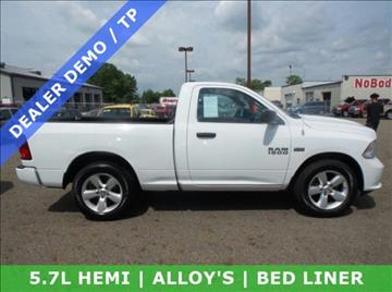 2013 RAM Ram Pickup 1500 for sale in Alliance, OH