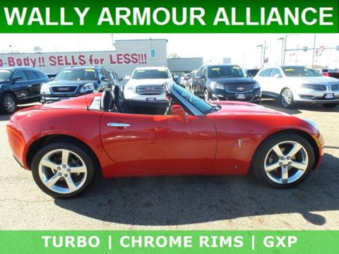 2008 Pontiac Solstice for sale in Alliance, OH