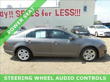 2010 Ford Fusion for sale in Alliance, OH