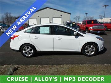 2013 Ford Focus for sale in Alliance, OH