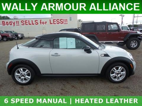 2014 MINI Coupe for sale in Alliance, OH