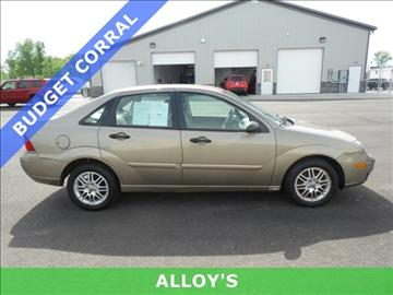 2005 Ford Focus for sale in Alliance, OH
