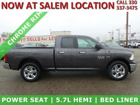 2016 RAM Ram Pickup 1500 for sale in Alliance, OH