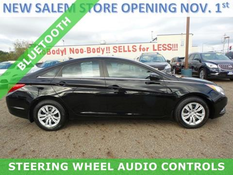 2011 Hyundai Sonata for sale in Alliance, OH