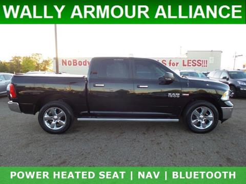 2015 RAM Ram Pickup 1500 for sale in Alliance, OH