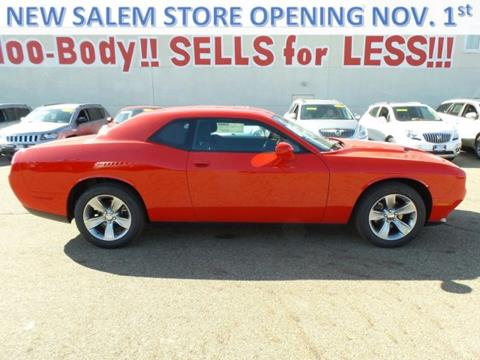 2017 Dodge Challenger for sale in Alliance, OH