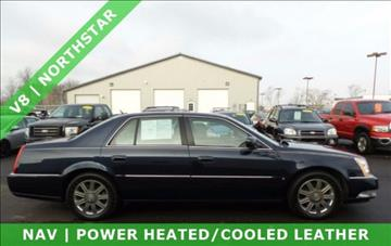2006 Cadillac DTS for sale in Alliance, OH