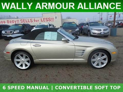 2006 Chrysler Crossfire for sale in Alliance, OH