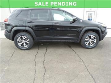 2017 Jeep Cherokee for sale in Alliance, OH