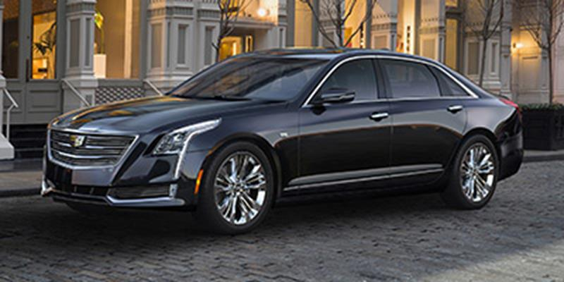 2018 Cadillac Ct6 Plug In Hybrid For Sale In Grand Rapids Mi
